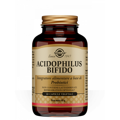 ACIDOPHILUS BIFIDO