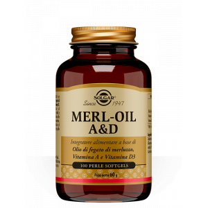 MERL-OIL A & D